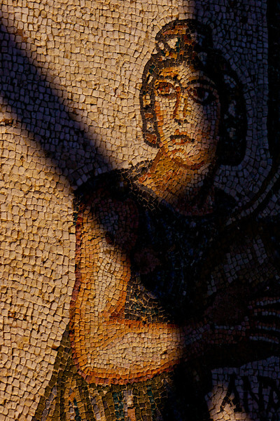 Mosaic, Pafos, Cyprus