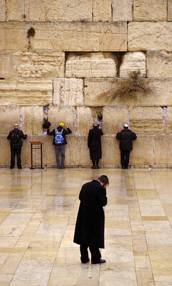 Wailing Wall, Jerusalem, Israel