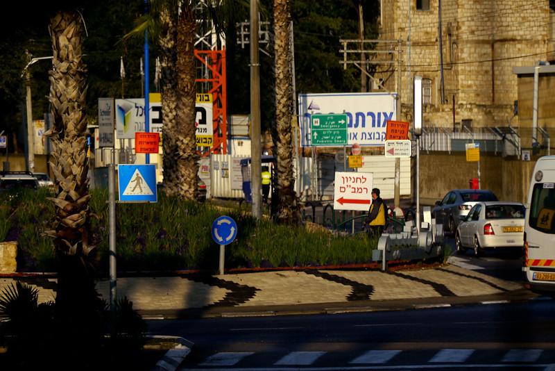 Confused, Haifa, Israel