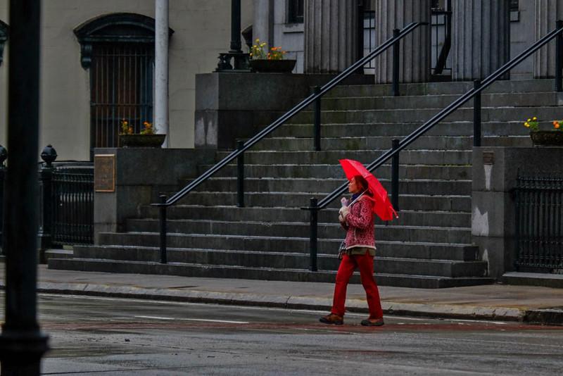 27 Rainy Reds, Savannah,GA