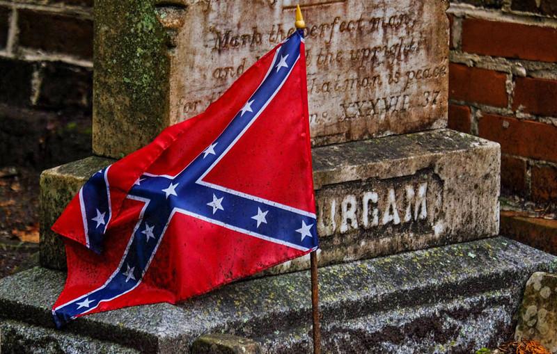 14 Confederate grave, Beaufort, SC
