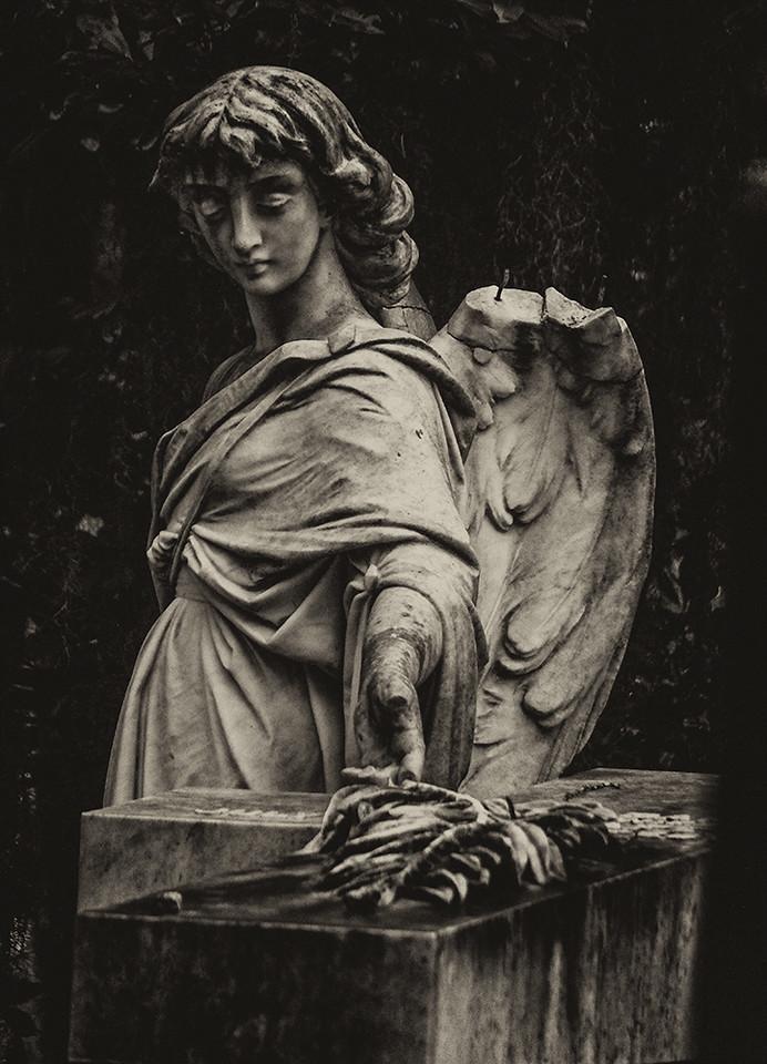 26 Guardian Angel, Bonaventure Cemetery, Savannah, GA