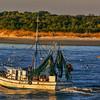 55 Trawler, Inland Waterway, off Georgia coast