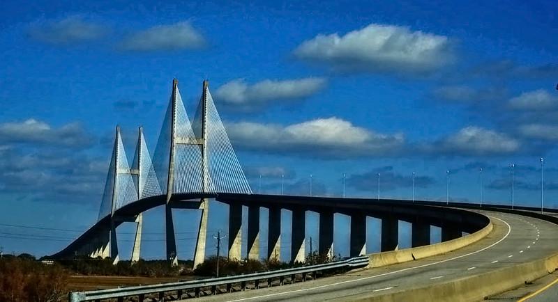 52 Translucence, Sidney Lanier Bridge, Brunswick, GA