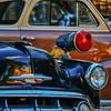 37 Vintage police cars, Savannah, GA