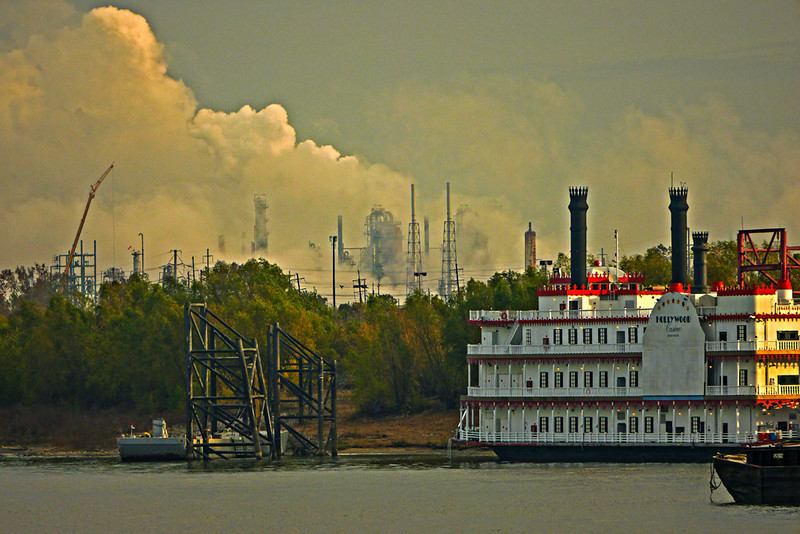 Contrast, Baton Rouge, Louisiana