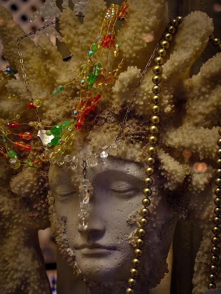 Mardi Gras Mannequin, New Orleans, Louisiana