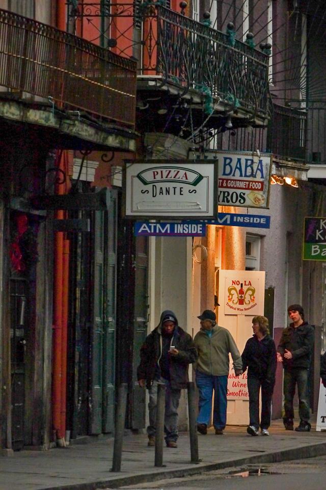 Street life, New Orleans, Louisiana