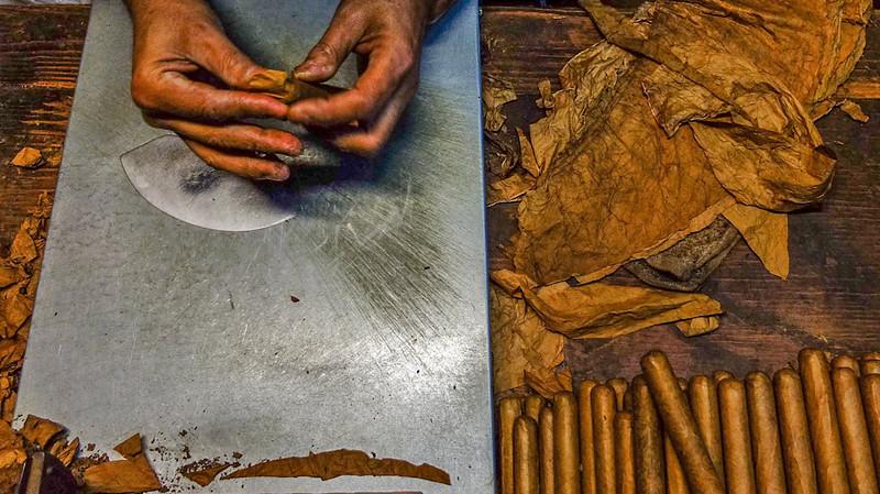 Cigar factory, New Orleans, Louisiana
