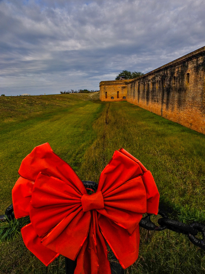 Fort Gaines, Mobile, Alabama