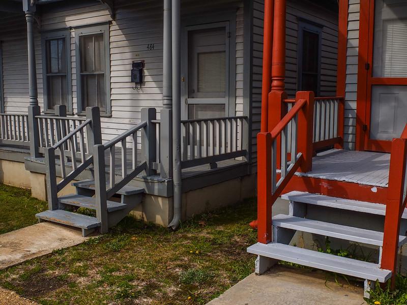 63  Residences, Martin Luther King, Jr  National HIstoric Site, Atlanta, Georgia