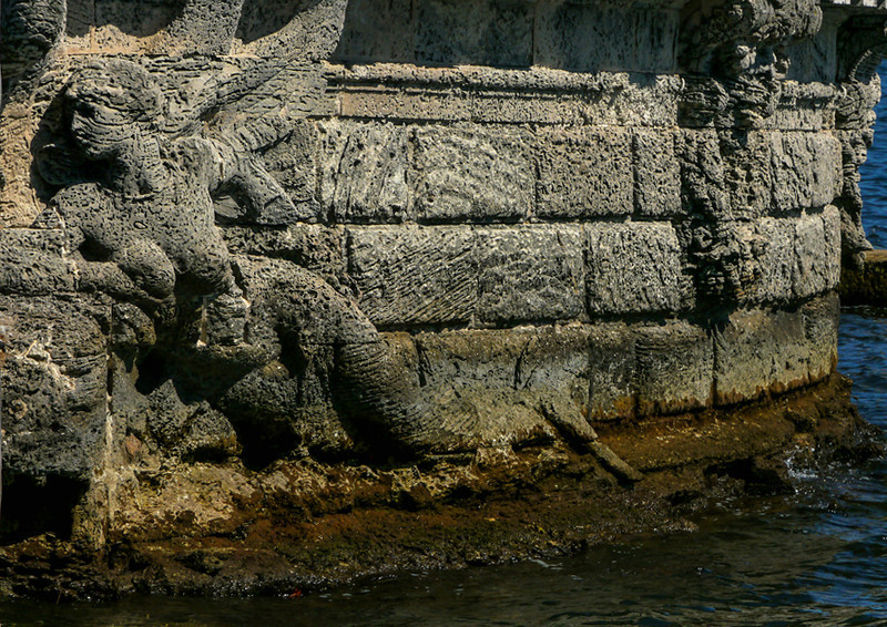 5  Stone Barge, Vizcaya, Miami, Florida