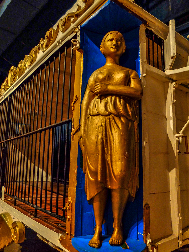 36  Gilded Cage, Circus Museum, Sarasota, Florida