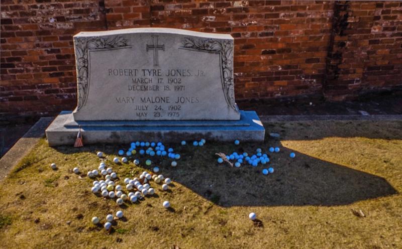 69  Remembering Bobby Jones, Oakland Cemetery, Atlanta, Georgia