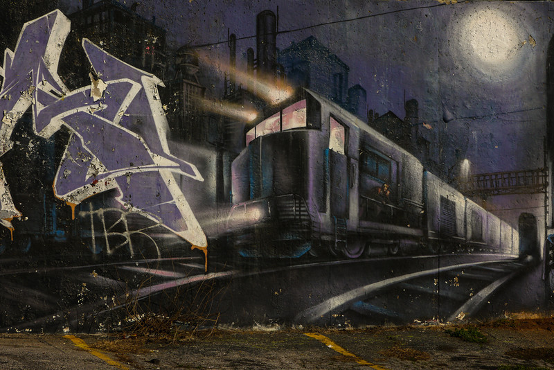 65  Mural, Little Five Points, Atlanta, Georgia