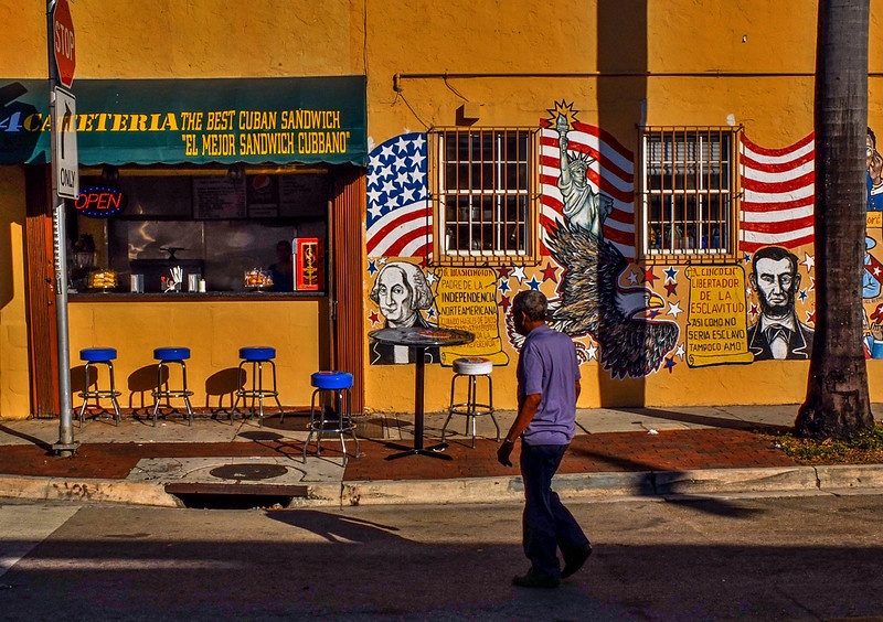 9  Cafeteria, Little Havana, Miami, Florida