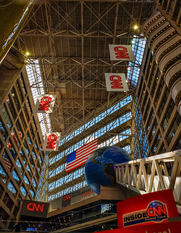 70  CNN Atrium, Atlanta, Georgia