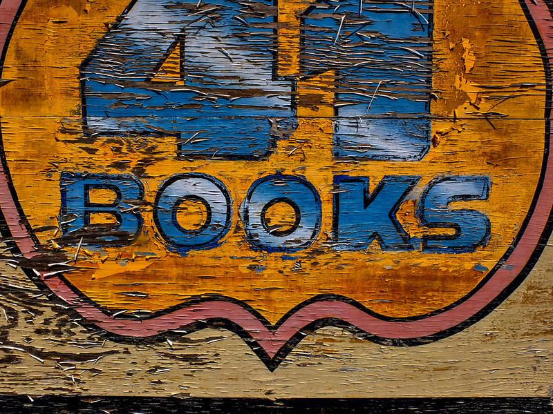 41  Route 41 Books, near Masaryktown, Florida
