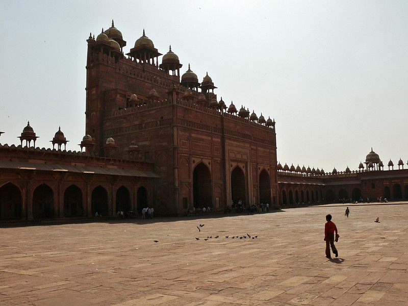 Great Mosque, Fatehpur Sikri
