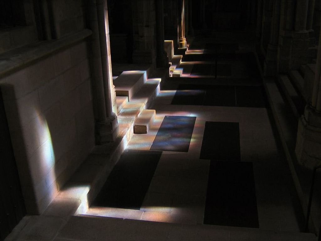 Chapels of St. Vincent, St. Malo - Centuries of St. Malo's honored dead are interred beneath the floors of its lovely cathedral.