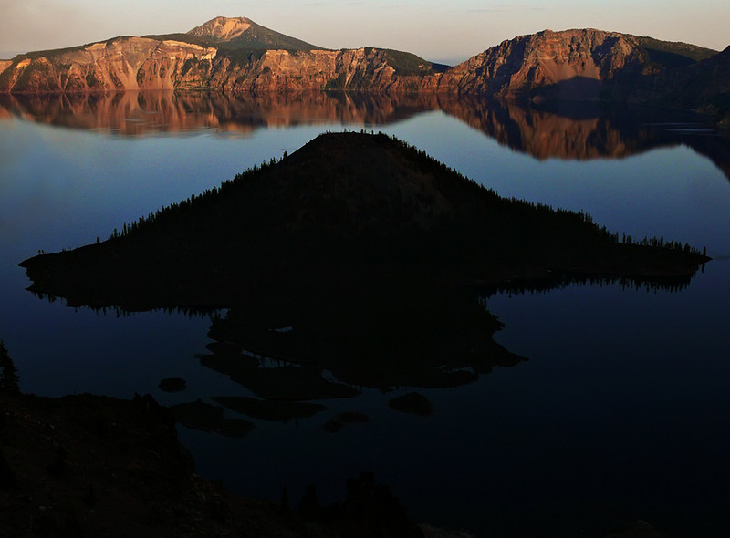 Wizard Is, Crater Lake Nat Park, OR