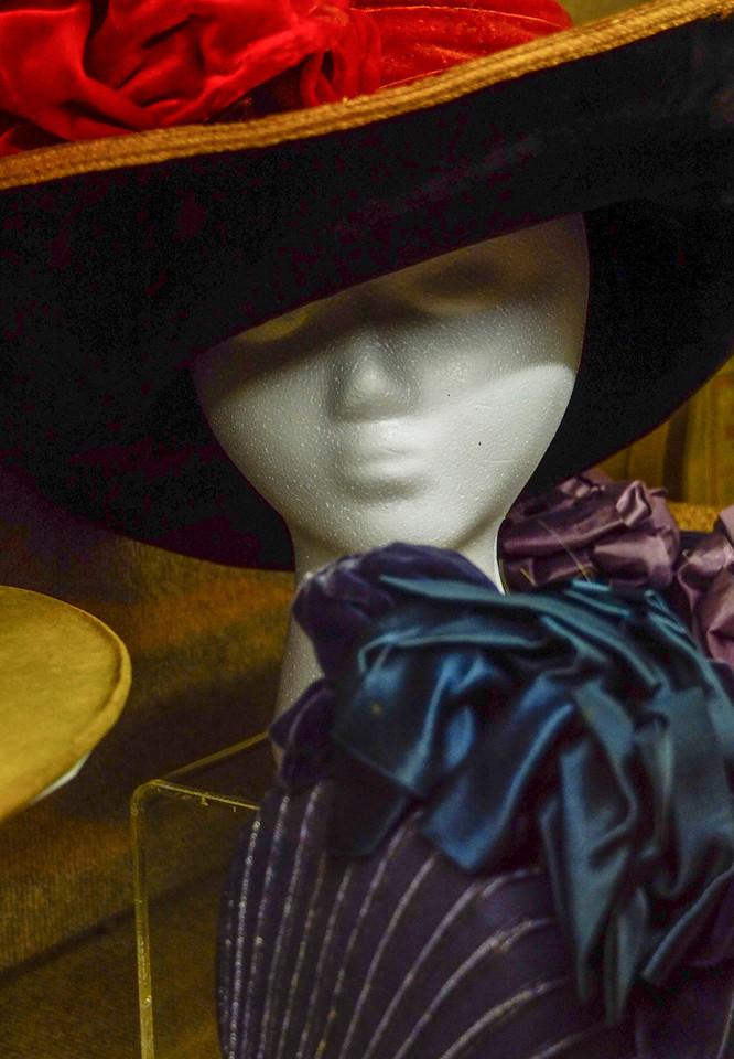 14  Fashions, Charleston Museum