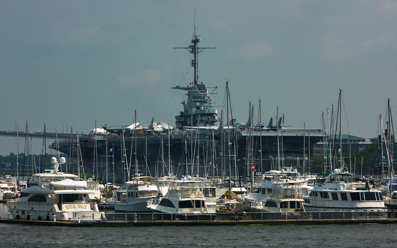8  Aircraft Carrier Yorktown