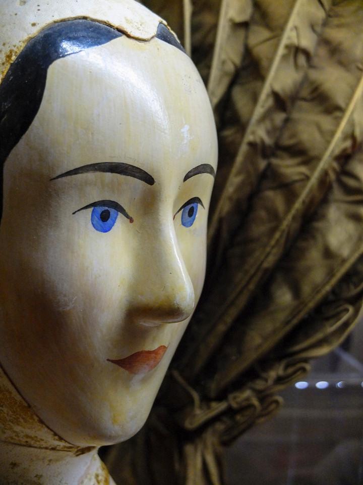 15  Dressmakers Mannequin, Charleston Museum