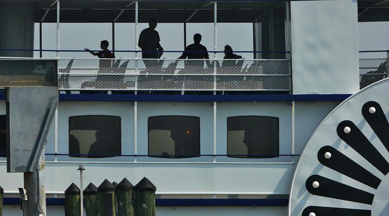2  Tourist boat