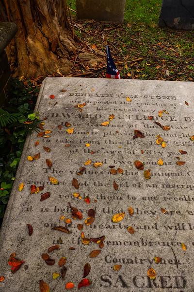 42  Grave of Edward Rutledge, St  Philip's Grave Yard
