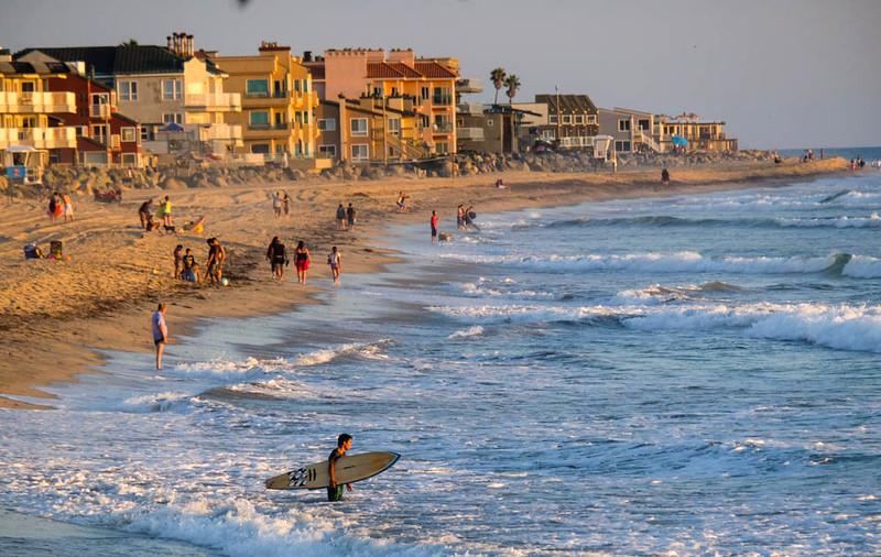 7  Last California Beach, Imperial Beach, CA