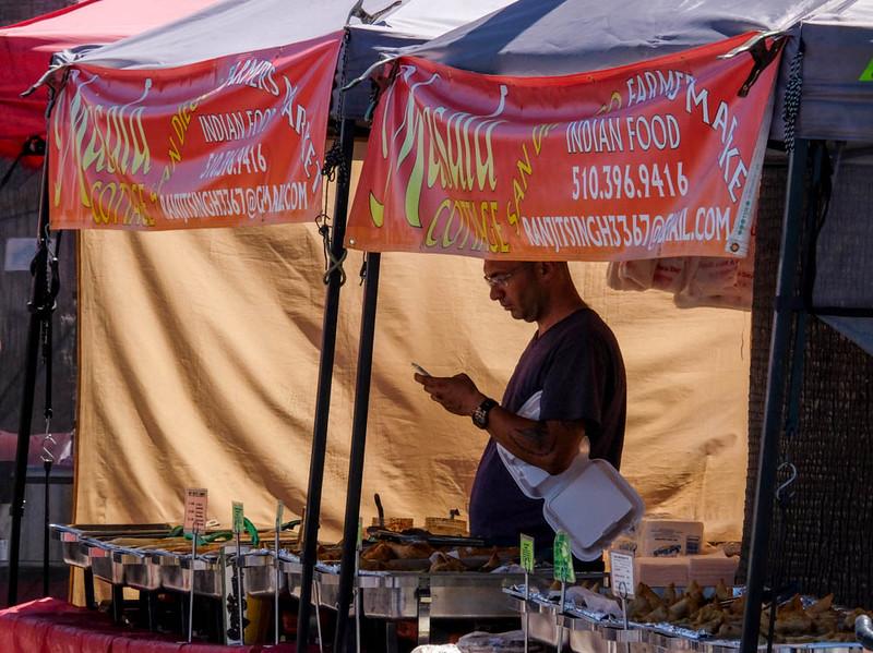 43  Vendor, Farmers Market, Imperial Beach, CA