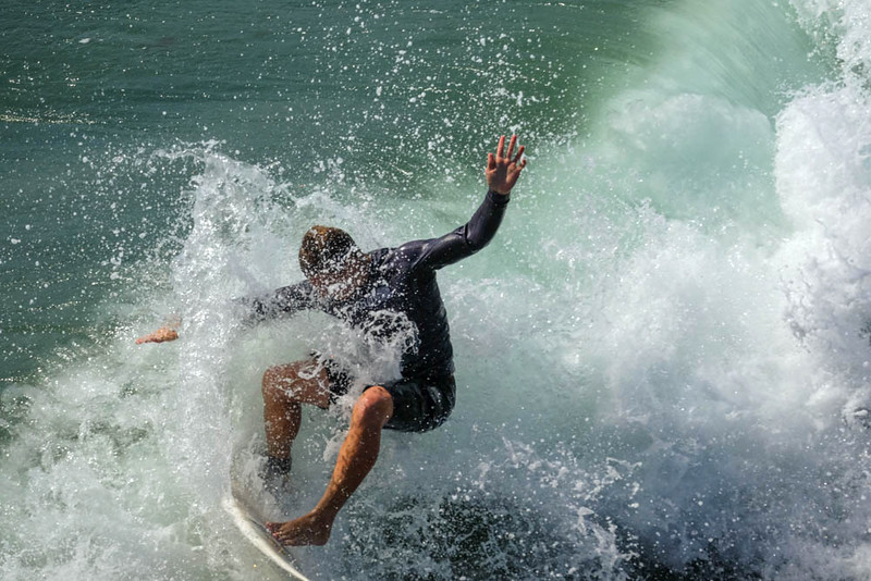 14. Waves win, Imperial Beach, CA