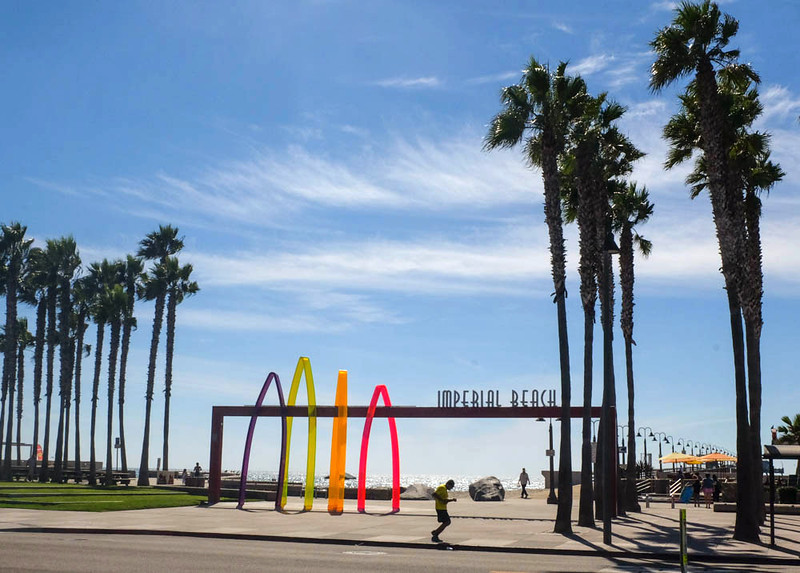 29  Surfhenge, Imperial Beach, CA