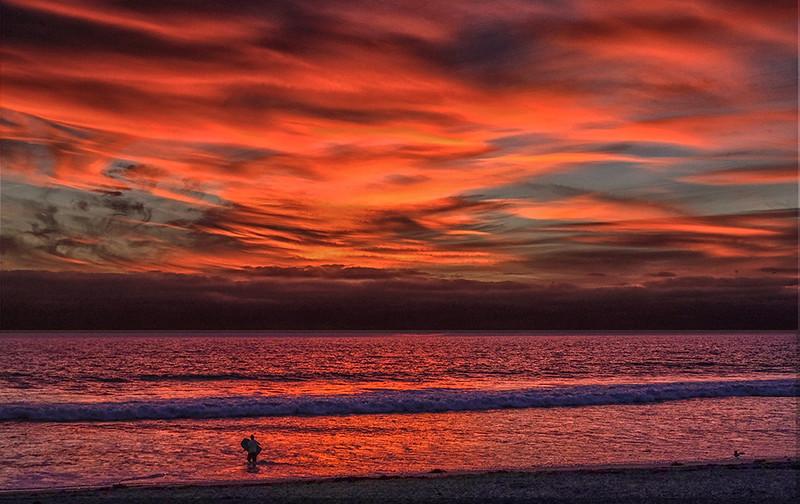 97  Natural fireworks, Imperial Beach, CA
