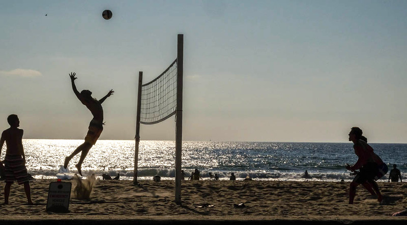 57  Beach volleyball, Imperial Beach, CA