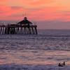 3  Pier at dusk, Imperial Beach, CA