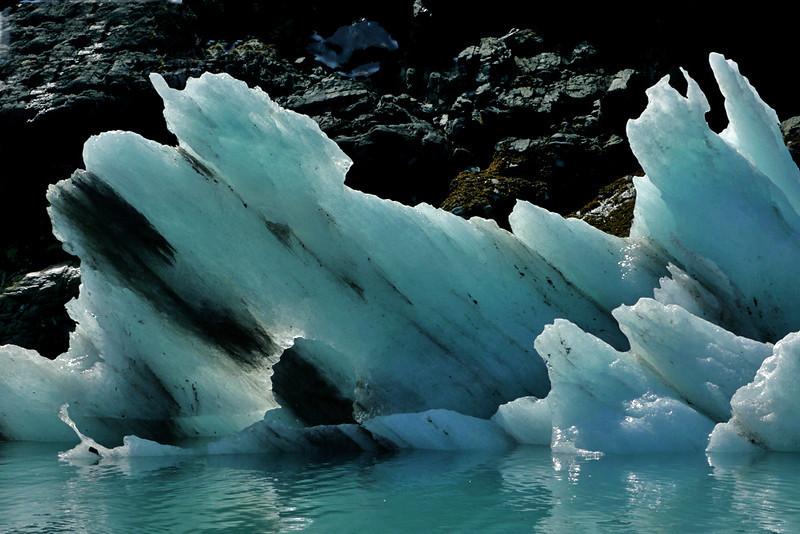 7 Ice, Glacier Bay, AK