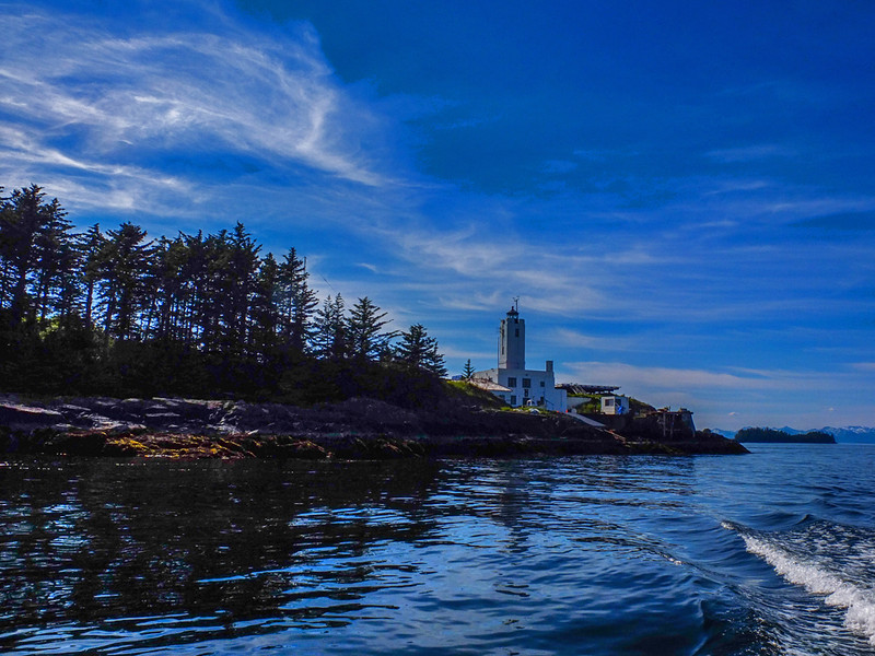 67  Five Fingers Lighthouse, Frederick Sound, AK