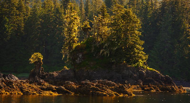 60  Dragon Rock, Pybus Bay, AK