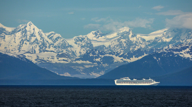 21  Cruise ship, Icy Strait, AK