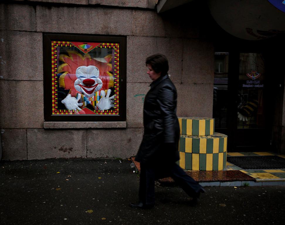 Circus,Kiev