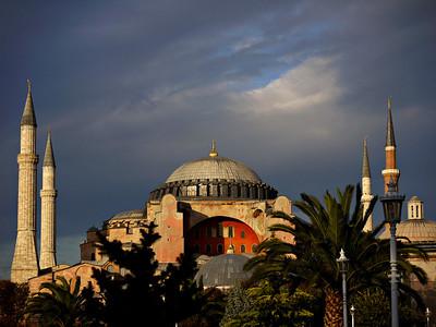 Three gems: Istanbul, Kiev, and Bucharest