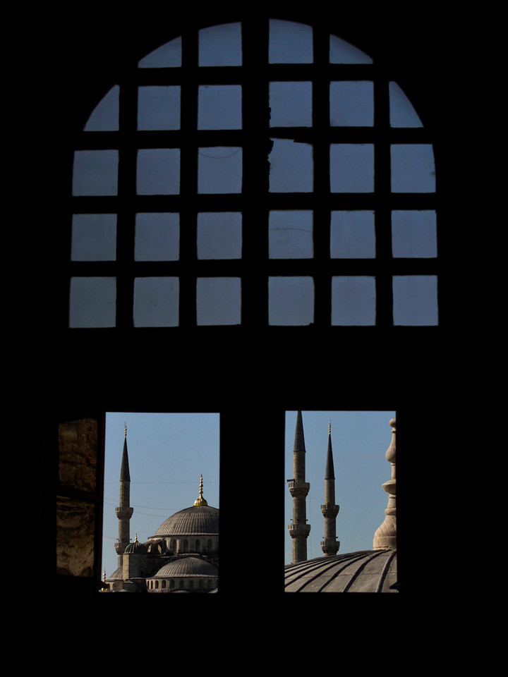 From Hagia Sofia, Istanbul