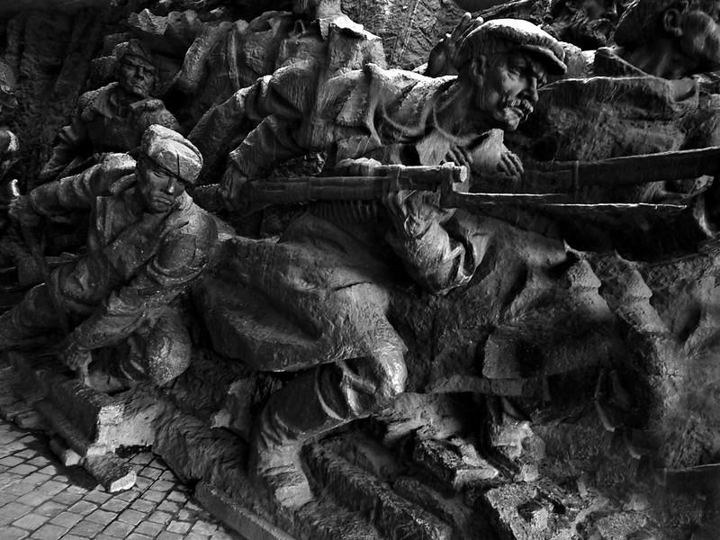 World War II memorial, Kiev