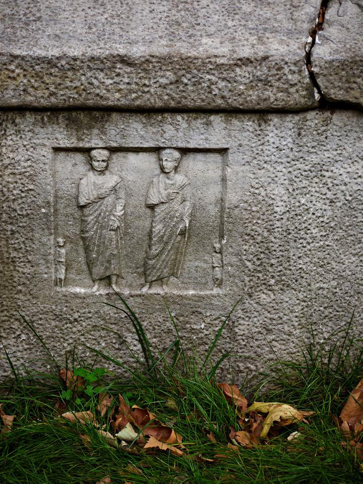 Roman tomb, Istanbul
