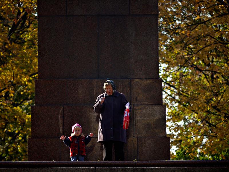 Spectators, Kiev