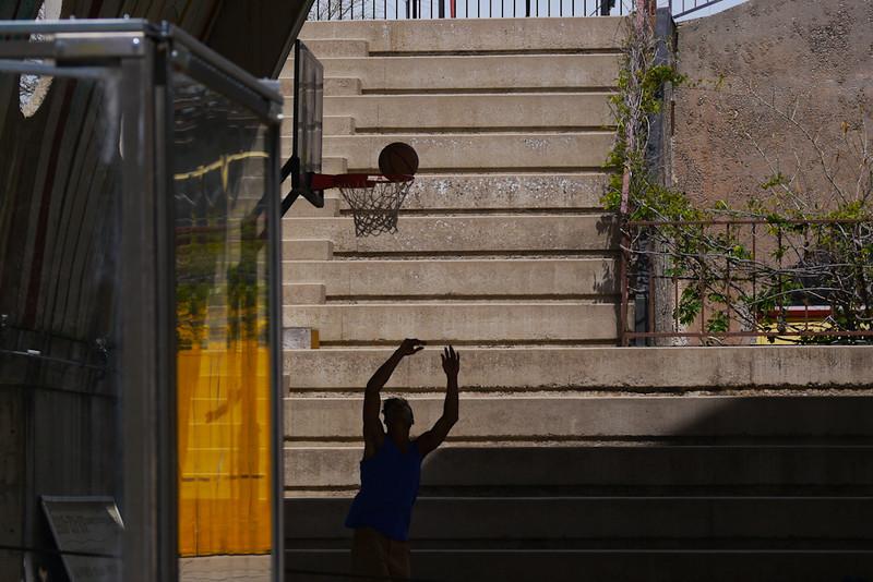 Scores, Arcosanti, Arizona