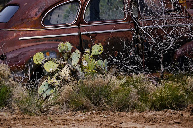 Abandoned, Cordes Junction, Arizona