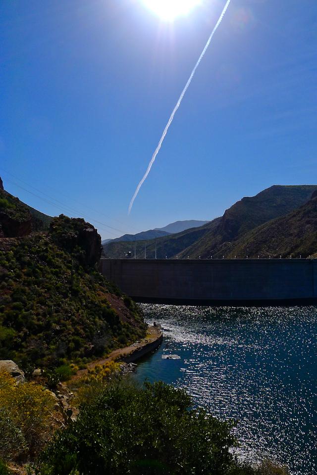 Roosevelt Dam, Arizona